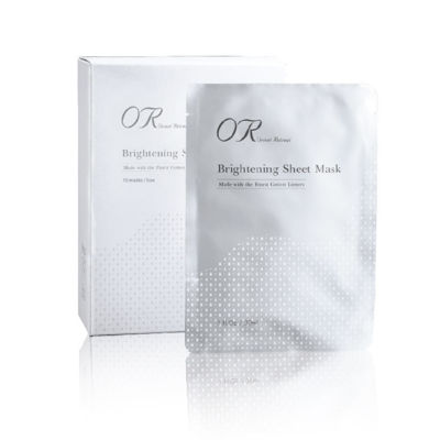 OR Brightening Sheet Mask