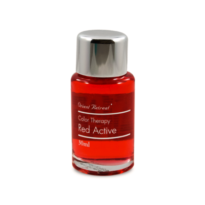 Orient Retreat OR Mineral Color Oil - Red Active