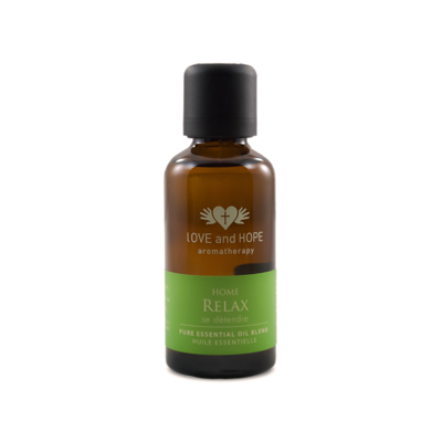 Love and Hope Relax Pure Essential Oil Blend