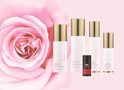 Damask Rose Anti-Aging Facial Kit