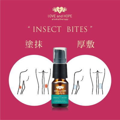 Insect Bites Blended Healing Oil