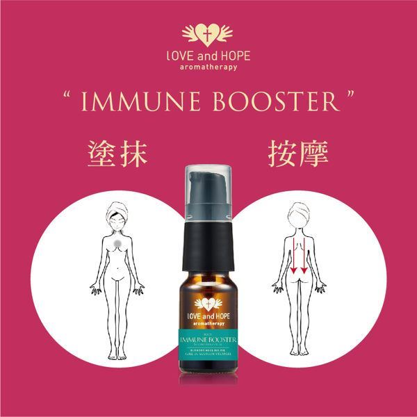Immune Booster Blended Healing Oil