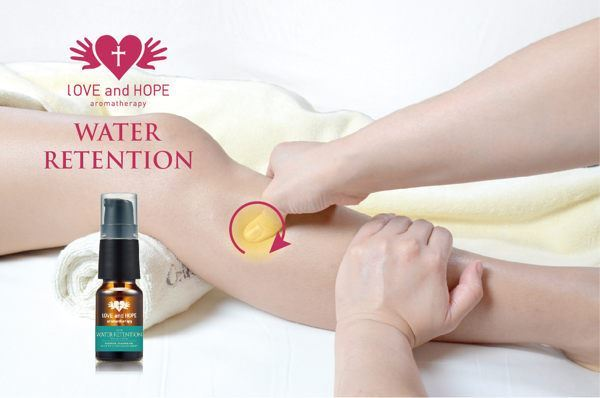 Water Retention Blended Healing Oil