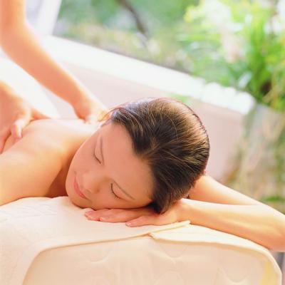 Anti – Stress Back Massage