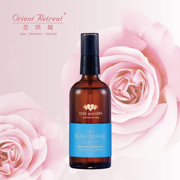 Love and Hope Damask Rose Toner